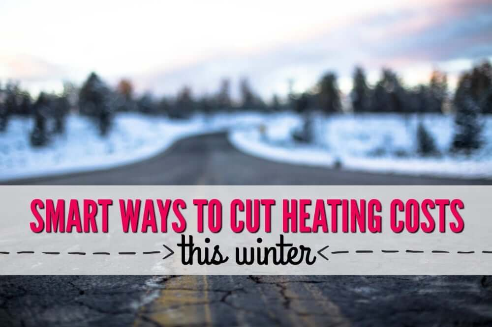 Cutting The Heating Bills This winter