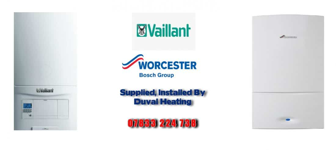 Vaillant or Worcester Boilers