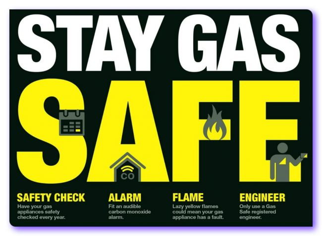 You Should Only Use Gas Safe Registered Engineers