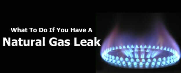 What To Do If You Have A Gas Leak