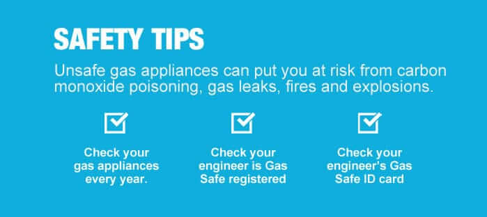 Gas Safety Tips: Stay Gas Safe This Summer