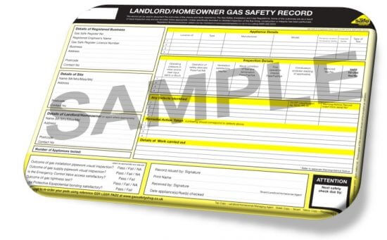 Landlords Gas Safe what Every Landlord Should know
