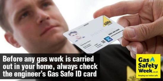 Who Can Work On Domestic Gas Appliances?