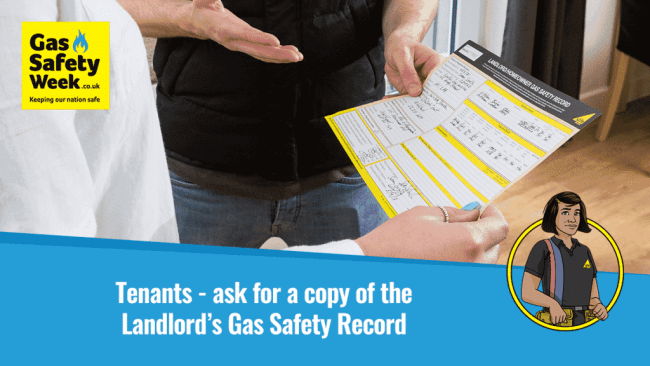 Gas Safety Week: Landlords