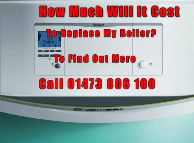 How much will it cost to replace my boiler?
