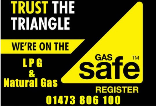 Local Gas Safe Registered LPG Company.