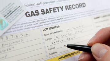LPG Safety Inspection